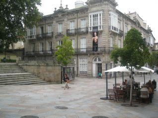 Rua do Paseo, Ourense<br>Vivienda